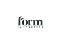 Form Landscapes Brand Identity