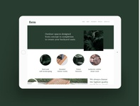 Form Landscapes Website