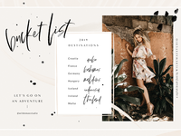 Beach Abode Brush Font by Wilde Mae Studio