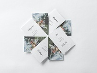 LLRYAN Studios Business Cards