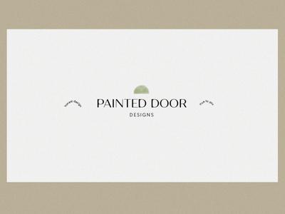 Painted Door Designs