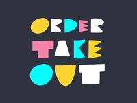 Order take out
