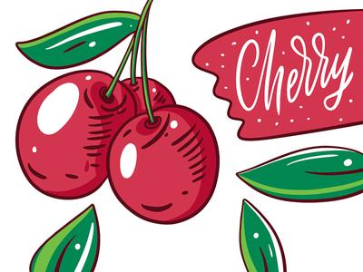 Ripe Cherry