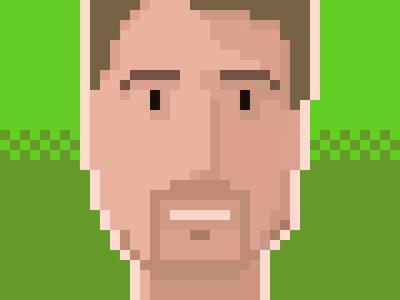 Myself pixel art
