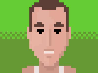 Stan pixel-art