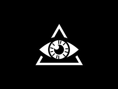 Eye Logo logo animated