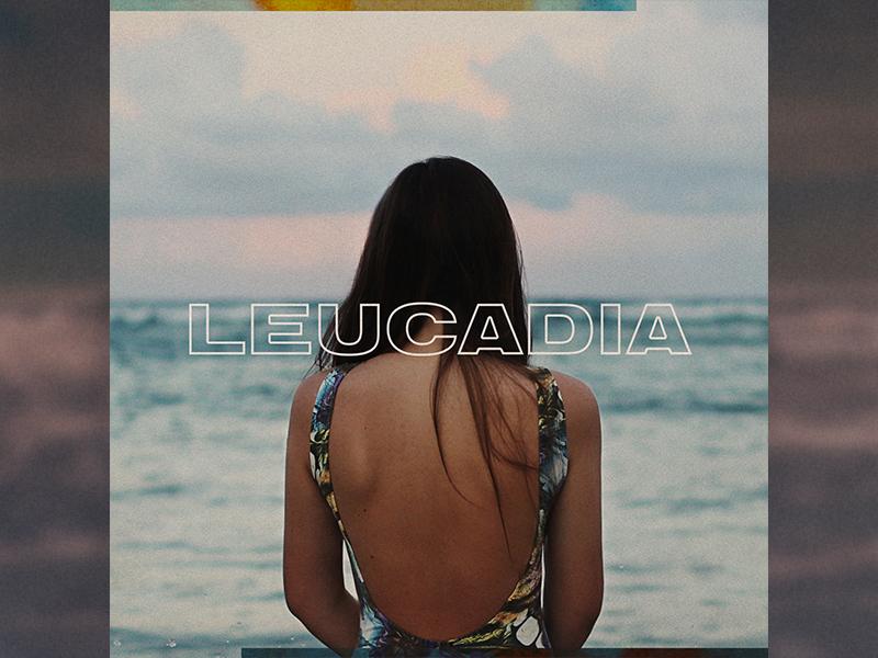 Leucadia album art cover leucadia musicbed music packaging design