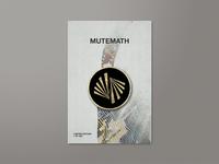 MUTEMATH / Enamel Pin