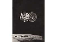 MUTEMATH / Play Dead US Tour Poster (and behind the scenes)