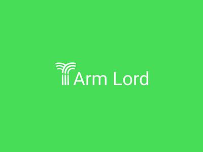 Farm Logo (FarmLord) land land logo mobile app logo splashscreen farm logo app logo farm