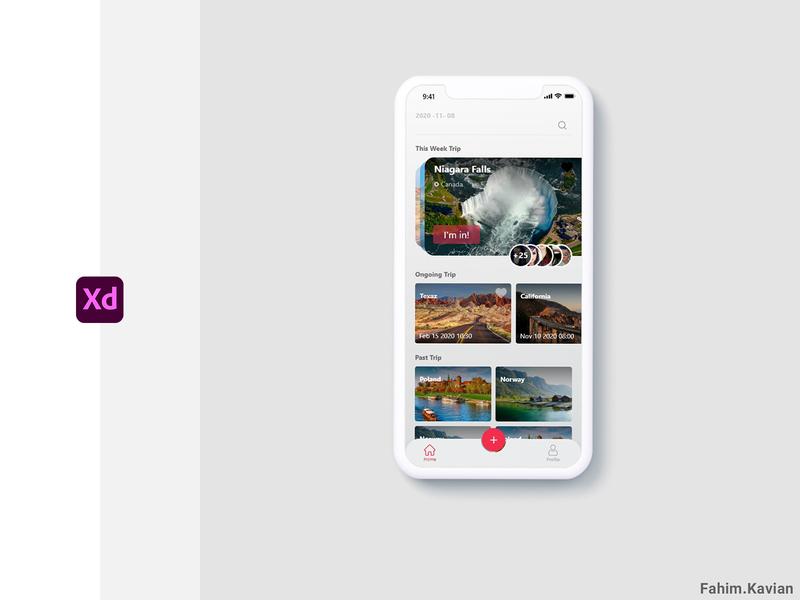Shared Trip Planner App