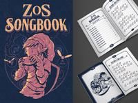 Zelda Song Book