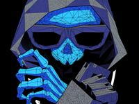 Lowpoly Reaper