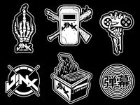 Stickers and Patches