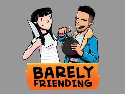 Barely Friending Podcast