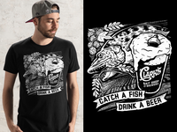 Brewery Tee Design