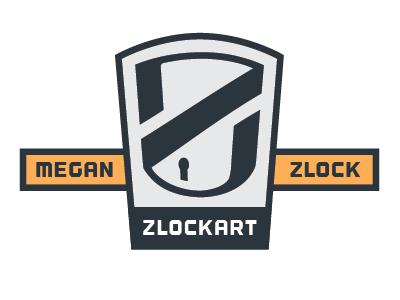 Logo for Zlockart.com logo vector