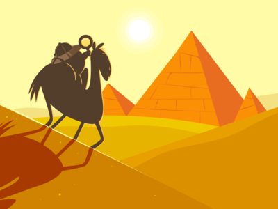Egypt design gamedesign bobbypola