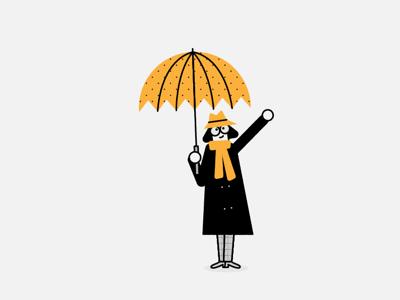 Bijenkorf-styleframe-guideV1.png fashion branding illustrator design vector education characterdesign animation character illustration