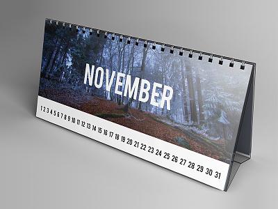 Desk Calendar Mock-Up table spirals spiral mock-up mockup mock desktop desk calendrier calender calendars calendar