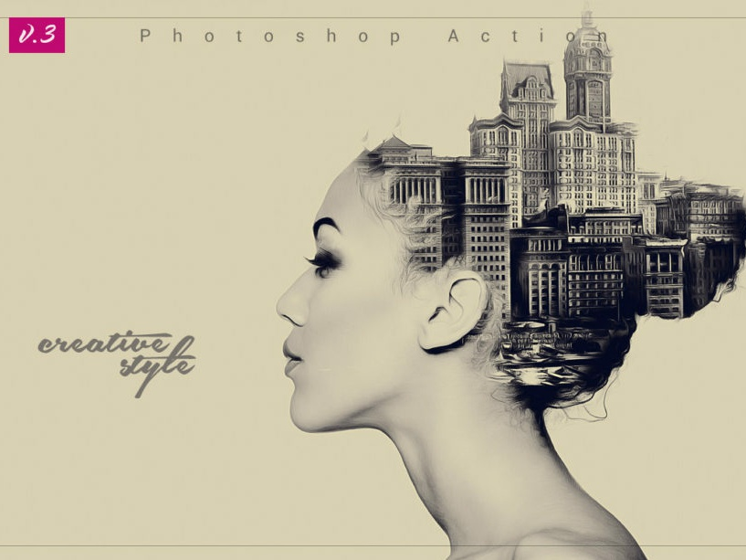 Double Exposure Painting Photoshop Action double exposure painting creative 10 off discount deal best best selling photoshop overlays effects editing lightroom presets photography photoshop action photographers design graphic design campaign