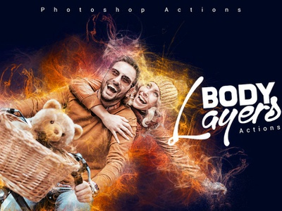 Body Layers Photoshop Action body layers photoshop action photo effect 10 off creative discount best deal best selling photoshop overlays effects lightroom presets editing photography photoshop action photographers design graphic design campaign
