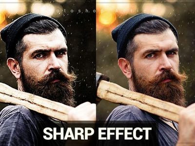 Sharp Effect Photoshop Action sharp effect photoshop action photoeffect photo effect 10 off creative best discount deal best selling photoshop overlays effects lightroom presets editing photography photoshop action photographers graphic design design campaign