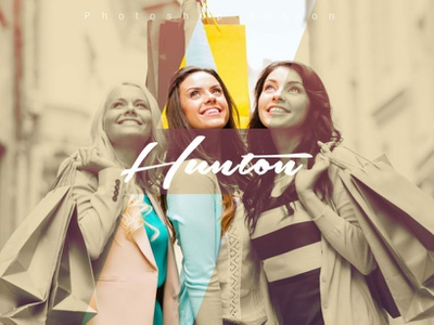 Hunton Photoshop Action hunton photoshop action photo effect 10 off creative discount best deal best selling photoshop overlays effects lightroom presets editing photography photoshop action photographers graphic design design campaign