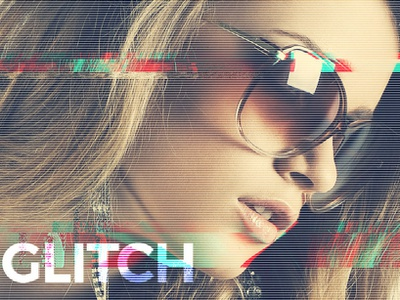 Glitch Photoshop Action glitch photoshop action glitch photo effect 10 off creative discount best deal best selling photoshop overlays effects lightroom presets editing photography photoshop action photographers graphic design design campaign