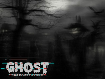 Ghost Effect Photoshop Action ghost effect photoshop action ghost effect photo effect 10 off creative discount best deal best selling photoshop overlays effects lightroom presets editing photography photoshop action photographers graphic design design campaign