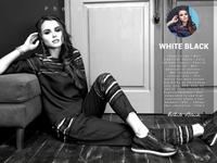 White Black Photoshop Action