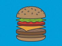 30 Minute Challenge: Burger