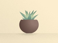 30 Minute Challenge: Potted Plant