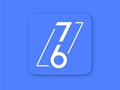 SevenSix logo