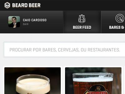 Beard Beer beer beard black social social network
