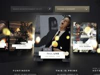 Visa Platinum Latin America Portal