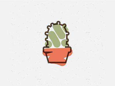 Cactus cactus illustration