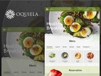 Oquiela food web design concept