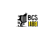 BCS label logo branding art direction illustraion vector logo