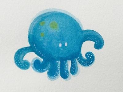Octopussy illustration