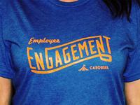Employee Engagement T Shirt