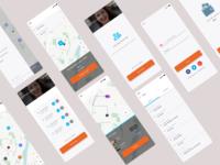 citikab app redesign