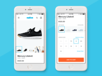 Responsive Product Detail Page