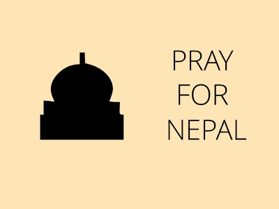 Pray For Nepal strong nepal art design poster human help pray nepalearthquake prayfornepal
