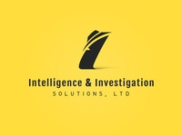 Intelligence & Investigation Logo Design