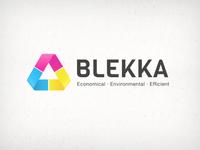 Blekka Logo Design