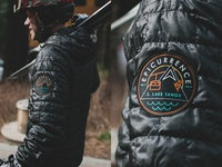 Epicurrence No.1 Woven Patch