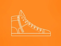 KCNY - Double Header High Top