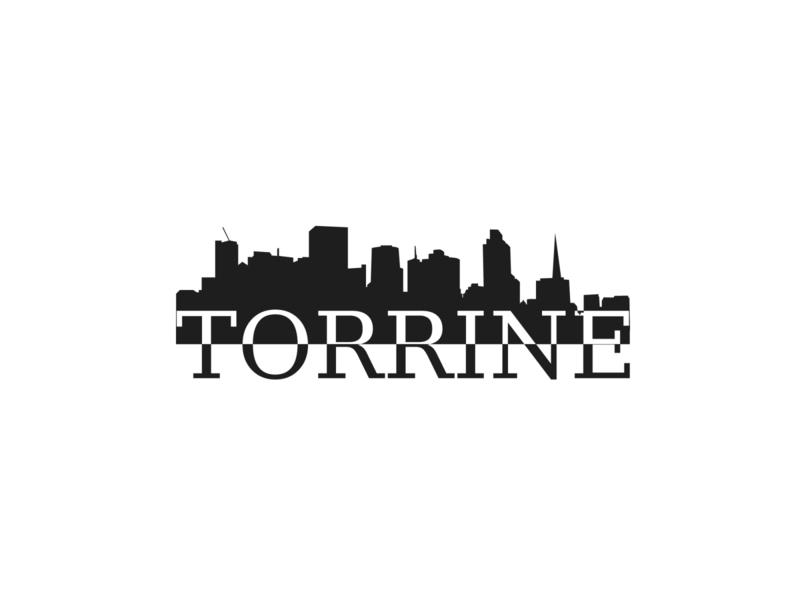 Day 22 Daily Logo Challenge Torrine icon concept day 21 torrine daily logo challenge dailylogochallenge city logo brand design typography branding illustration logo