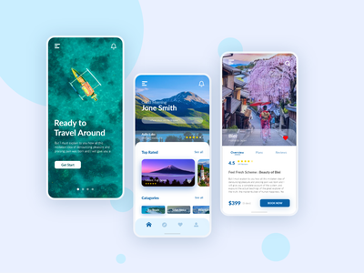 Travel APP | UI UX design vacation world ios app android app app user experience userinterface uxui uxdesign uidesign xd design travel travel app xd ux ui